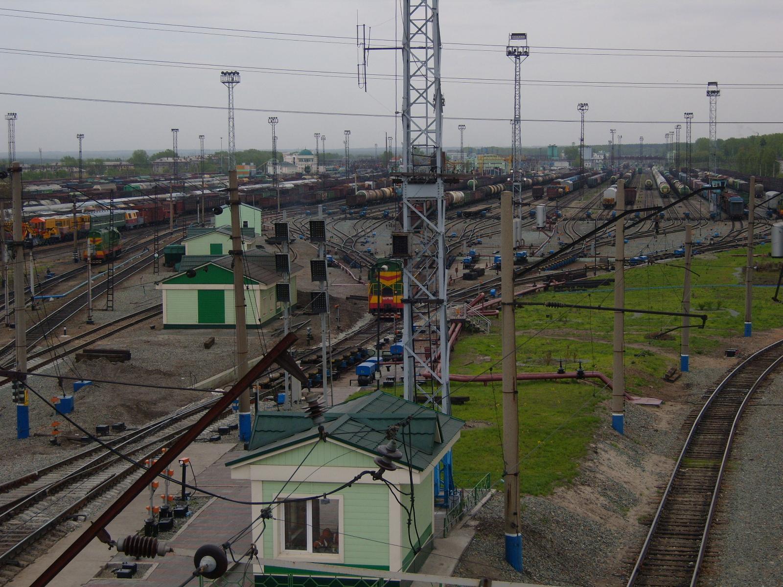 схема путей новосибирской железной дороги